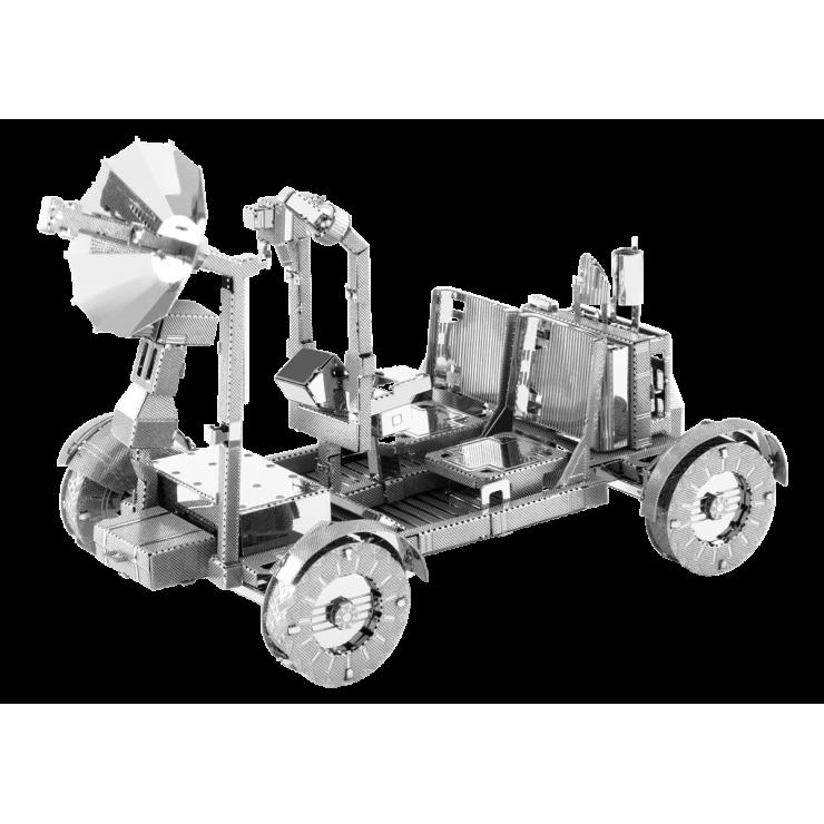 Металевий 3D-пазл LUNAR ROVER