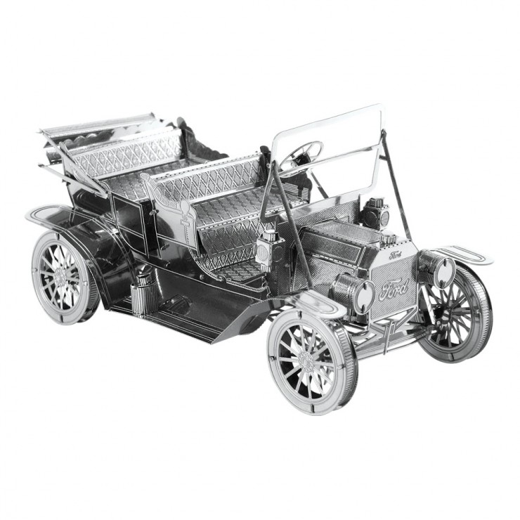 Металевий 3D-пазл Ford T 1908