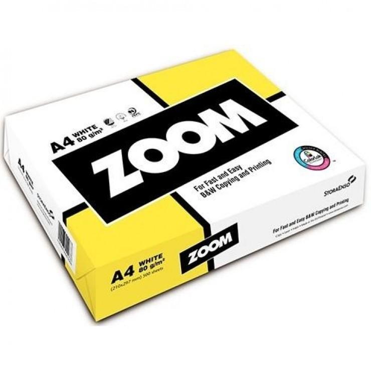 Папір офісний А4-80-500 zoom