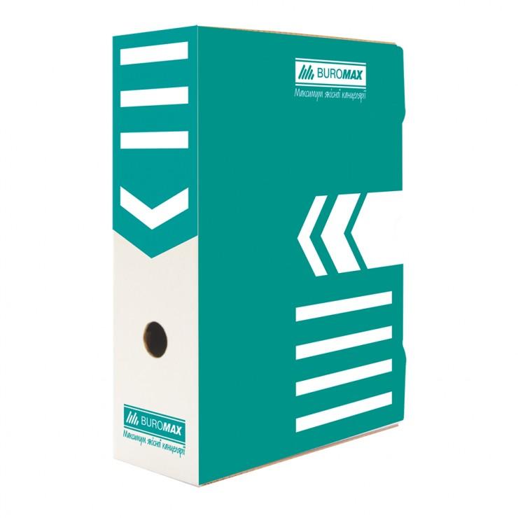 Бокс для архівації документів 352*250*100 кольоровий