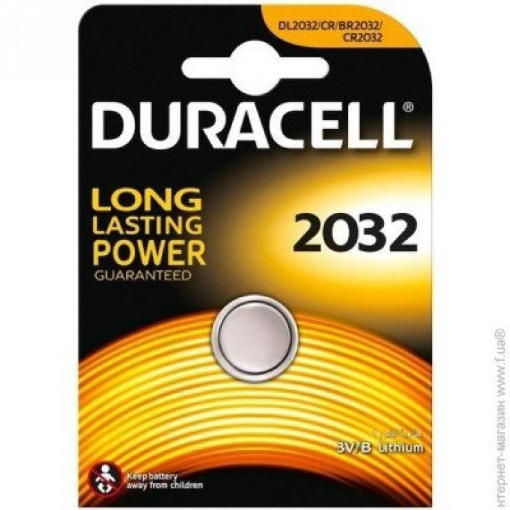 "Батарейка (""монетка/таблетка"") 3v DL2032 (CR2032) DSN 1шт"