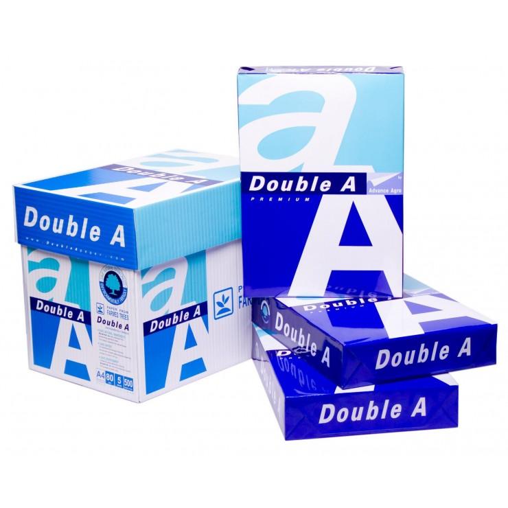 Папір офісний А4-80-500 DoubleA