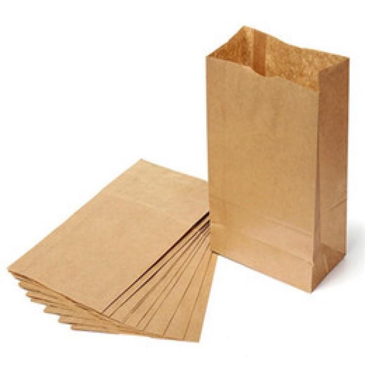 Пакет паперовий 7*4*17