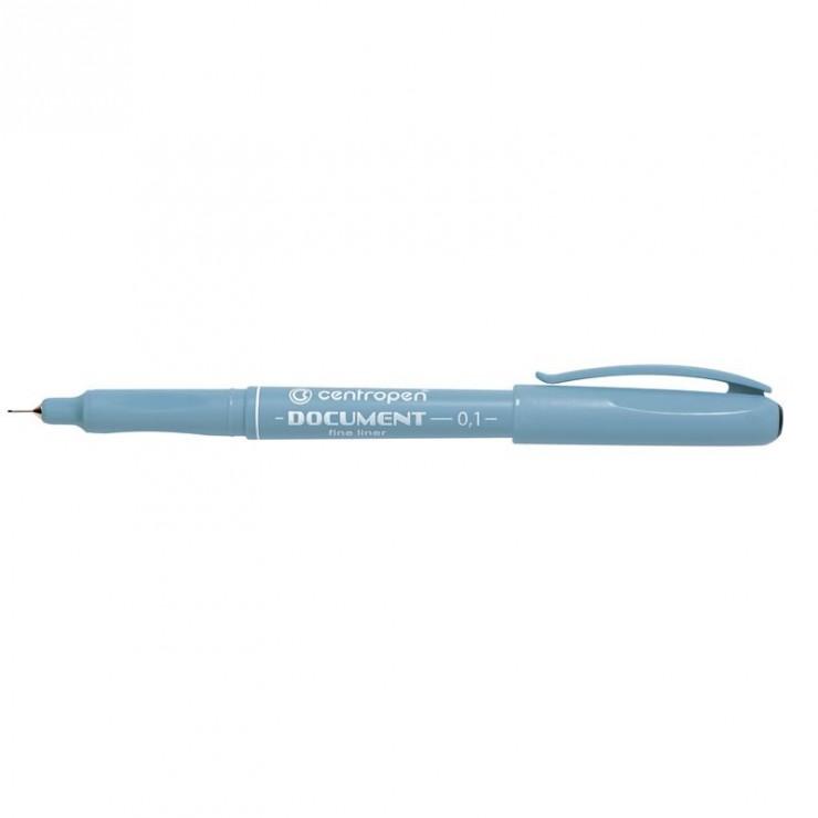 Лінер 01(025)мм ручка чорний