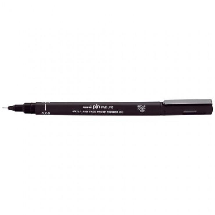 Лінер 005мм ручка чорний