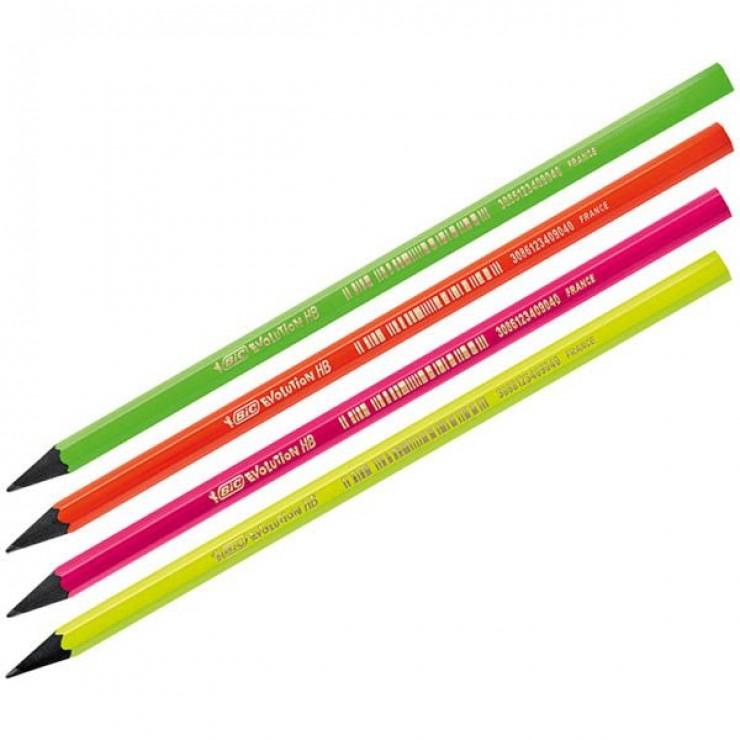 Олівець чорнографітний