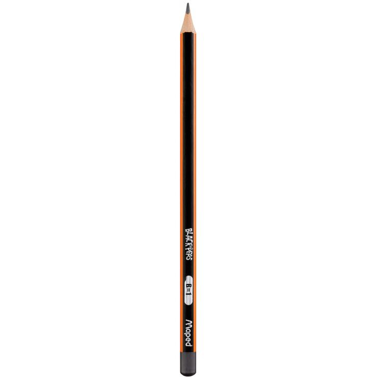 Олівець чорнографітний B